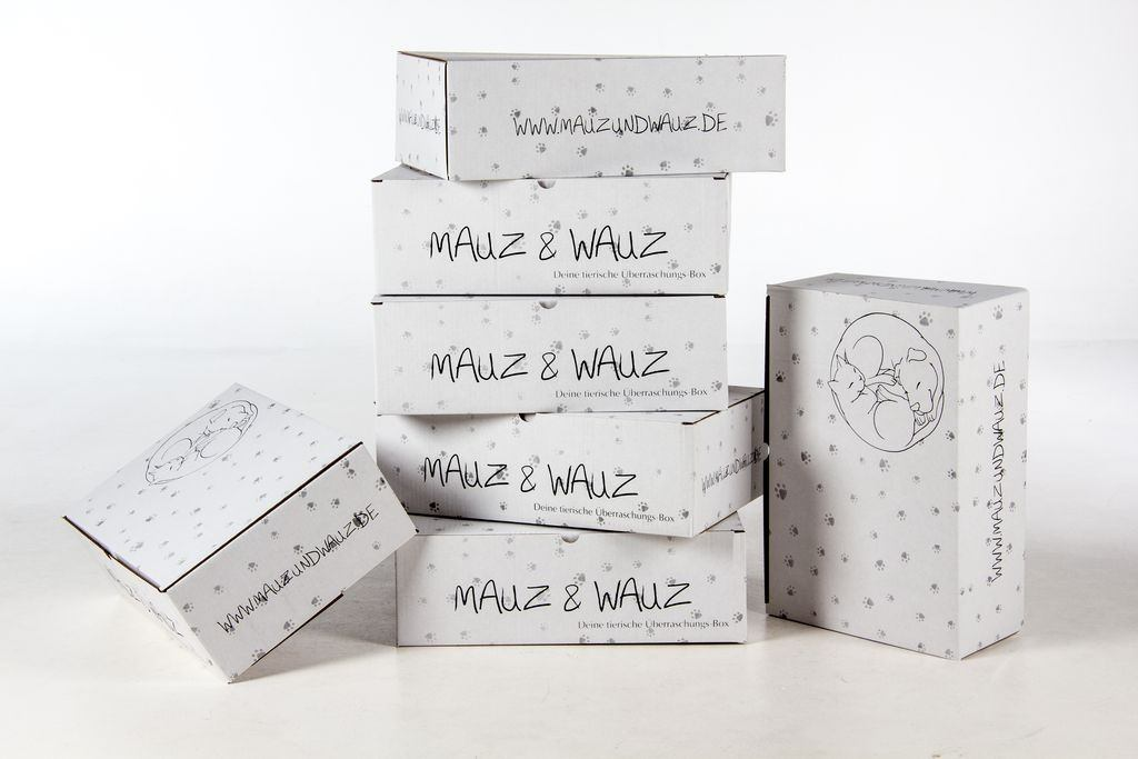 Mauz & Wauz Überraschungsbox